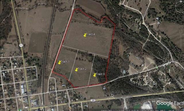 TBD Chisolm Trail, Crawford, TX 76638 (MLS #192601) :: A.G. Real Estate & Associates