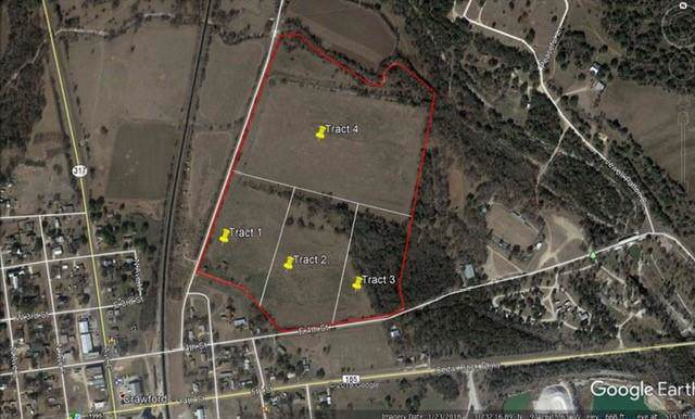 TBD Chisolm Trail, Crawford, TX 76638 (MLS #192602) :: A.G. Real Estate & Associates