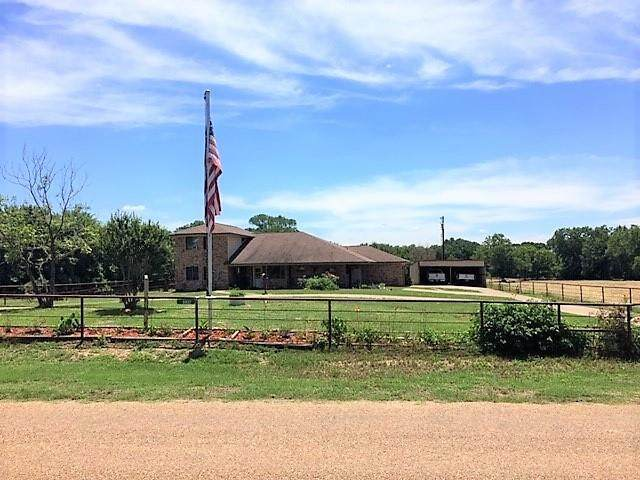8937 Cr 1500, Athens, TX 75751 (#195849) :: Zina & Co. Real Estate