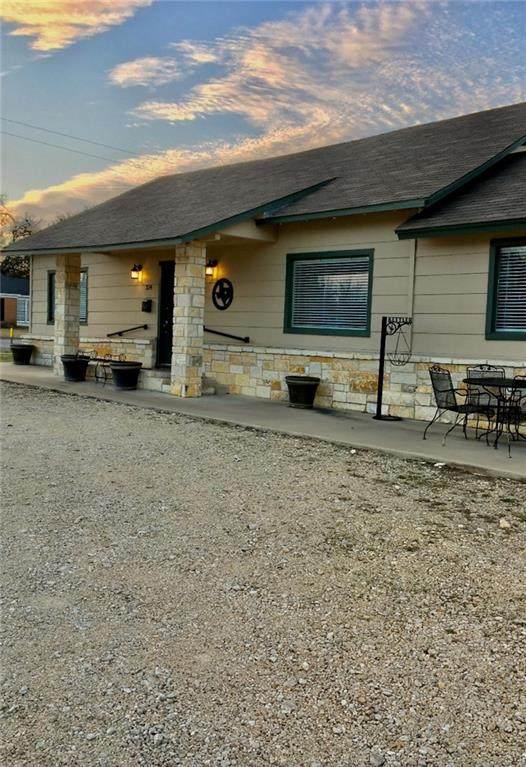 314 S Avenue G, Clifton, TX 76634 (MLS #197729) :: A.G. Real Estate & Associates