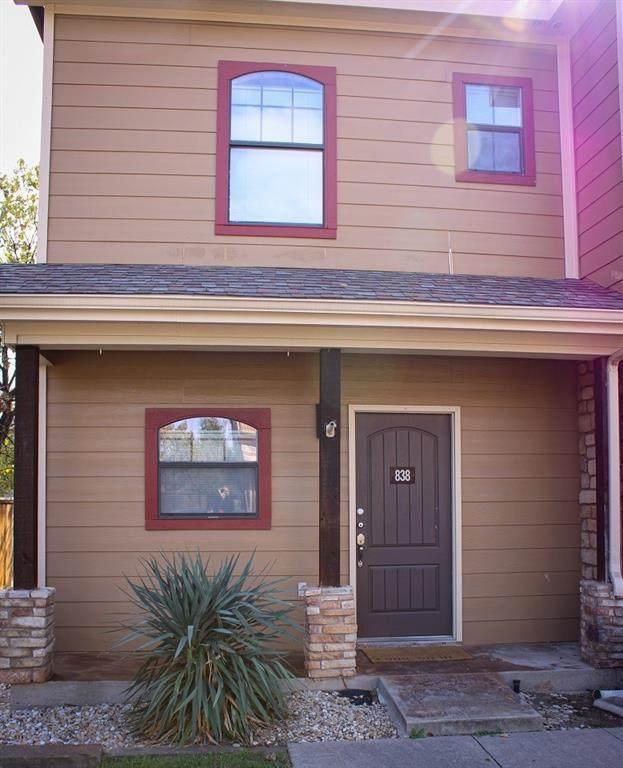 2410 S 2nd Street #838, Waco, TX 76706 (#198738) :: Zina & Co. Real Estate