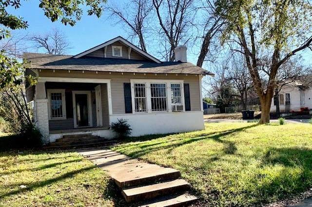 1536 Live Oak Avenue, Waco, TX 76708 (MLS #199154) :: A.G. Real Estate & Associates