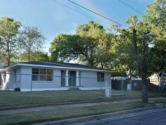 1521 Barron Avenue, Waco, TX 76707 (MLS #199158) :: A.G. Real Estate & Associates