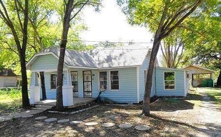 118 N Bermuda Street, Waco, TX 76705 (MLS #199196) :: A.G. Real Estate & Associates