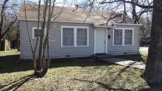 2224 Cumberland Avenue, Waco, TX 76707 (MLS #199259) :: A.G. Real Estate & Associates