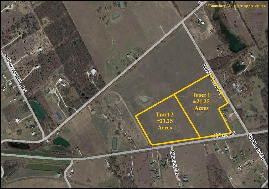 Tract 2 Native Oaks Road - Photo 1