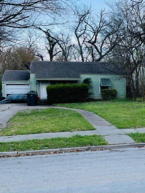 3812 Colcord Avenue, Waco, TX 76707 (MLS #200084) :: A.G. Real Estate & Associates