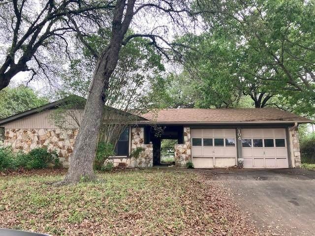 104 Willow Lane, Gatesville, TX 76528 (MLS #200944) :: A.G. Real Estate & Associates