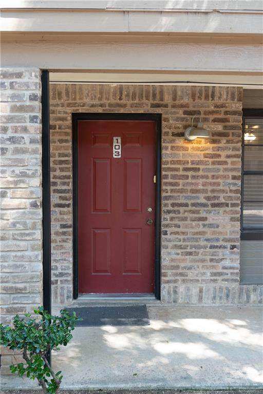 1421 S 12th Street #103, Waco, TX 76706 (#202090) :: Homes By Lainie Real Estate Group