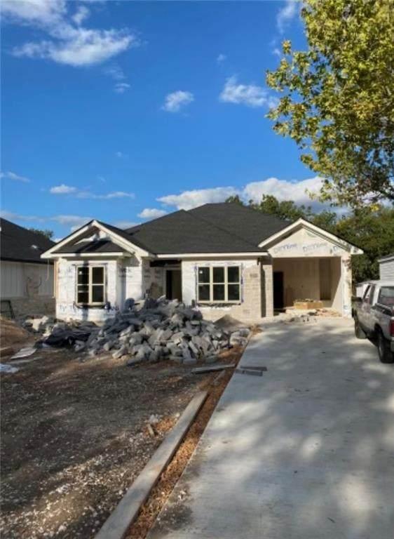 508 Garfield Street, Mcgregor, TX 76657 (MLS #203780) :: NextHome Our Town