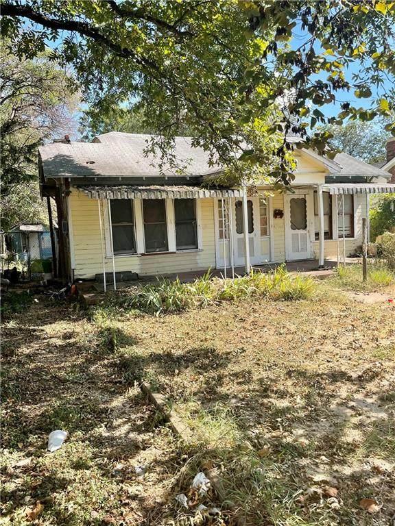 2014 Morrow Avenue, Waco, TX 76707 (#203788) :: Sunburst Realty