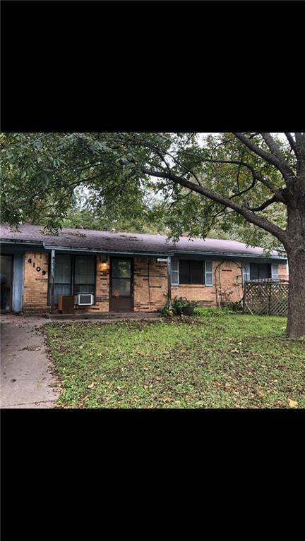 4109 Acree Street, Waco, TX 76711 (MLS #186696) :: Magnolia Realty