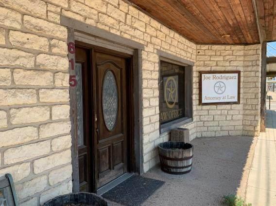615 E Main Street, Gatesville, TX 76528 (MLS #200811) :: A.G. Real Estate & Associates