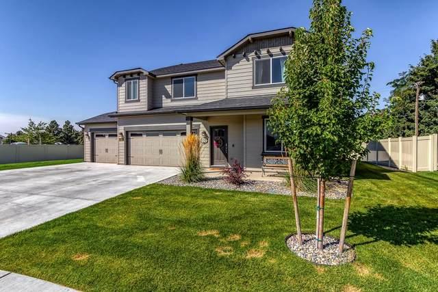 1335 Caprio Loop, Walla Walla, WA 99362 (MLS #121470) :: Community Real Estate Group
