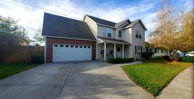 614 SE Mockingbird Drive, College Place, WA 99324 (MLS #122626) :: Community Real Estate Group