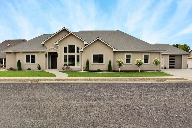 828 Whispering Creek Court, College Place, WA 99324 (MLS #122642) :: Community Real Estate Group