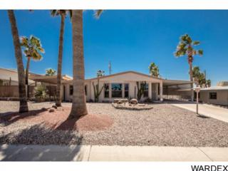 3051 Lake Dr, Lake Havasu City, AZ 86404 (MLS #927147) :: Lake Havasu City Properties