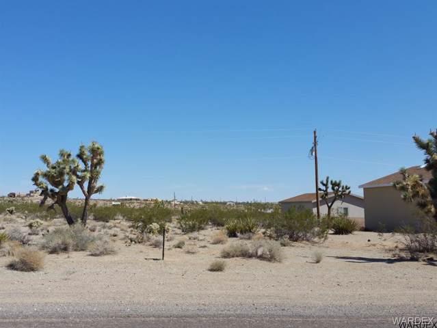 595 E Dellenbaugh Drive, Meadview, AZ 86444 (MLS #904356) :: The Lander Team