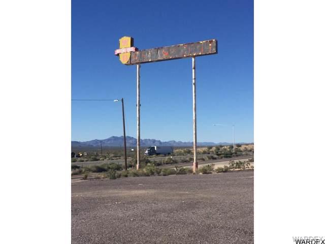 4 S Yucca Frontage Road, Yucca, AZ 86438 (MLS #925358) :: The Lander Team