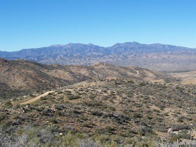 Lot 96 New Water Well, Kingman, AZ 86401 (MLS #928544) :: The Lander Team