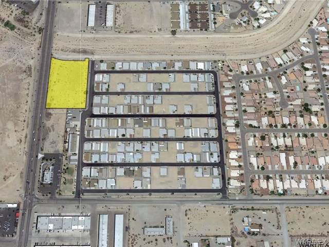 2.59 Acres On Hwy 95, Fort Mohave, AZ 86426 (MLS #936239) :: The Lander Team