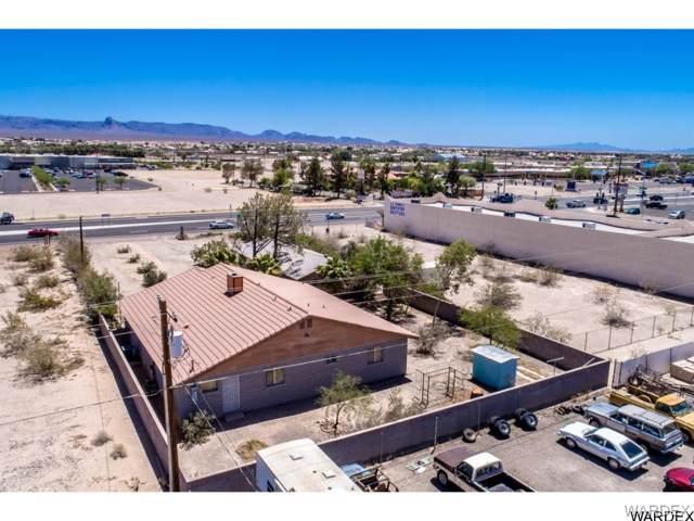 5201 S Highway 95, Fort Mohave, AZ 86426 (MLS #938550) :: The Lander Team