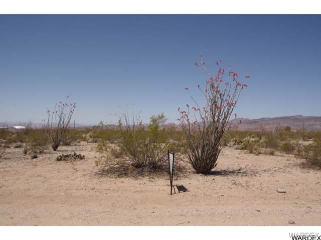 UNK S Calva Road, Yucca, AZ 86438 (MLS #940230) :: The Lander Team