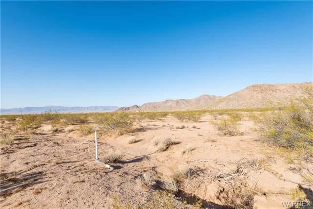 Lot 005 Calle Glen, Kingman, AZ 86409 (MLS #950279) :: The Lander Team