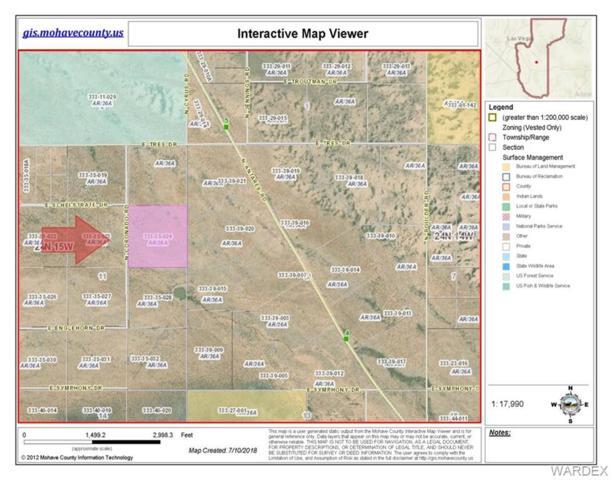lot 11 N Coronado Road N, Kingman, AZ 86401 (MLS #950423) :: The Lander Team