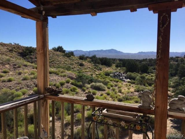 Coyote Valley Ranch, Kingman, AZ 86401 (MLS #950552) :: The Lander Team