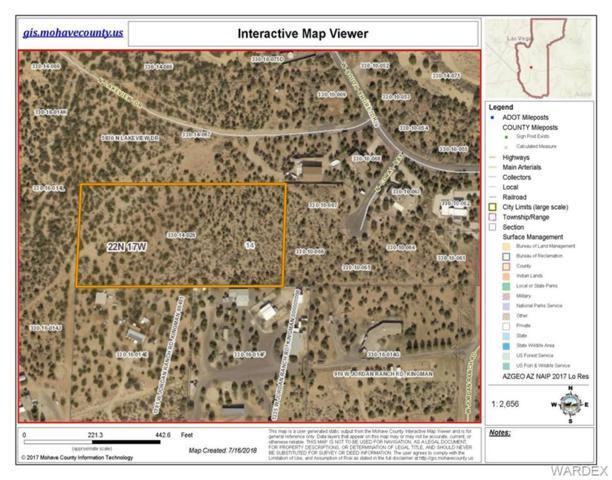 tbd Jordon Ranch Rd, Kingman, AZ 86409 (MLS #950559) :: The Lander Team