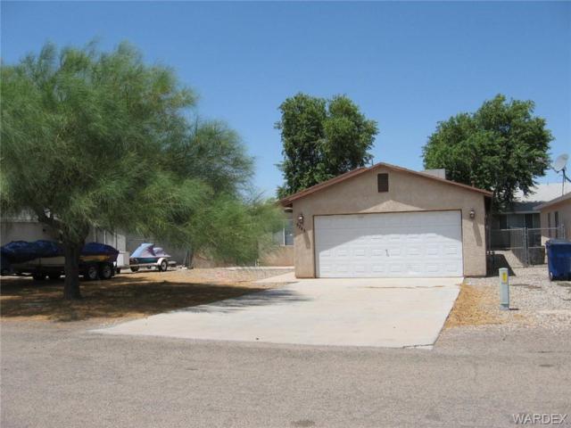 9765 Arizona Drive, Mohave Valley, AZ 86440 (MLS #950626) :: The Lander Team