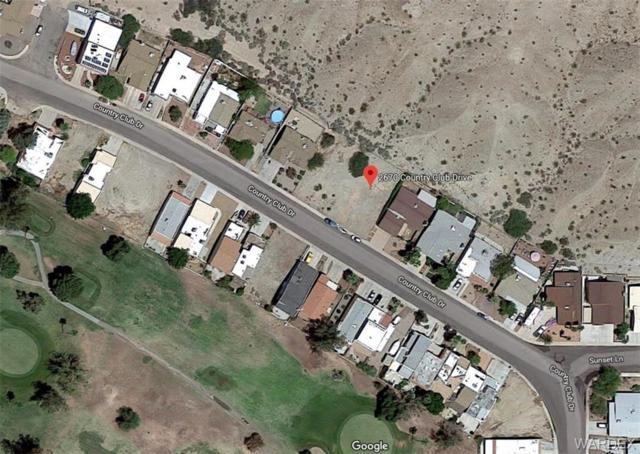 2670 Country Club Drive, Bullhead, AZ 86442 (MLS #950630) :: The Lander Team