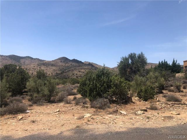 Lot 41 N Lakeview Dr Drive N, Kingman, AZ 86409 (MLS #950950) :: The Lander Team