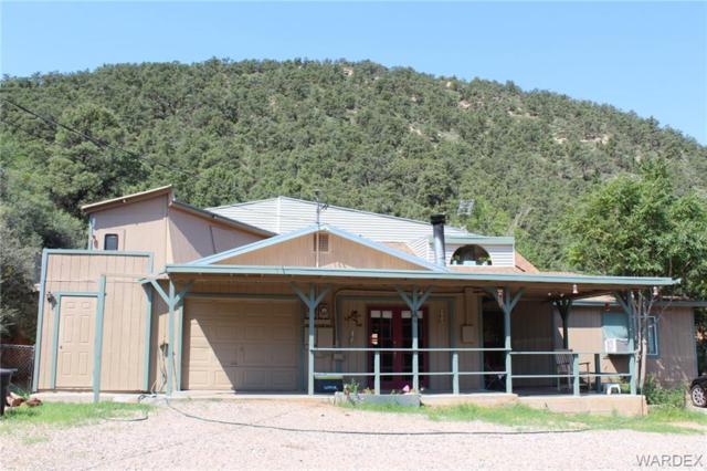 3225 Atherton Drive, Kingman, AZ 86401 (MLS #951046) :: The Lander Team