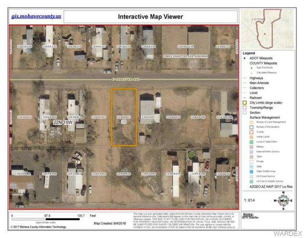 3676 Shaeffer Avenue, Kingman, AZ 86409 (MLS #951216) :: The Lander Team
