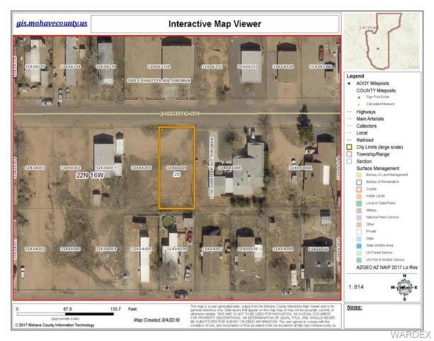 3690 Shaeffer Avenue, Kingman, AZ 86409 (MLS #951232) :: The Lander Team