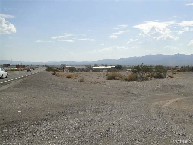 4015 SW Highway 95 SW, Fort Mohave, AZ 86426 (MLS #951358) :: The Lander Team