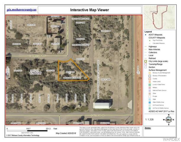 1436 Hamilton Way, Mohave Valley, AZ 86440 (MLS #951564) :: The Lander Team