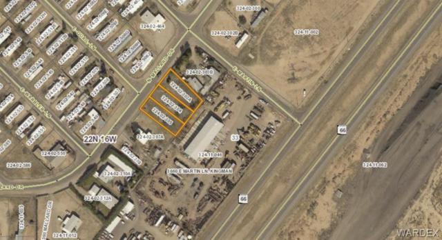 4086 Mallard Drive, Kingman, AZ 86409 (MLS #951791) :: The Lander Team