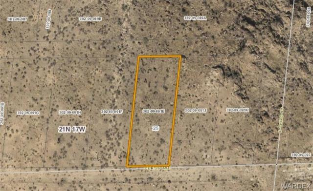 . Curtis, Kingman, AZ 86401 (MLS #951850) :: The Lander Team