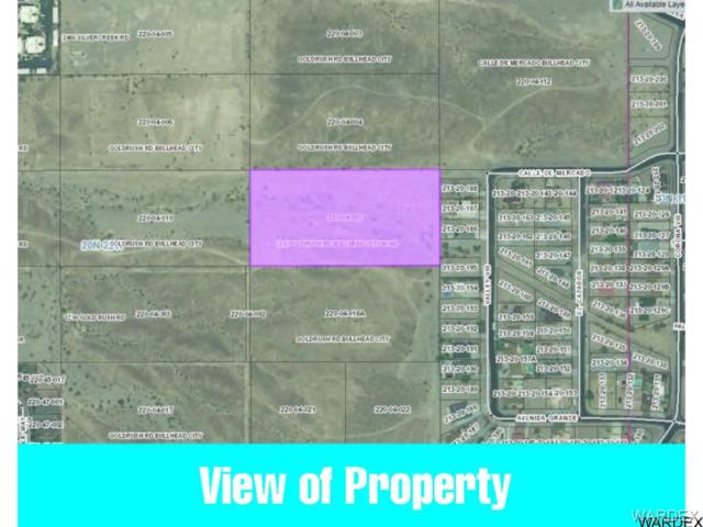 00 Goldrush Road, Bullhead, AZ 86442 (MLS #952204) :: The Lander Team