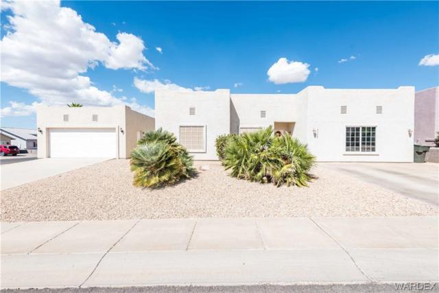 3157 Courtney Avenue, Kingman, AZ 86401 (MLS #952443) :: The Lander Team