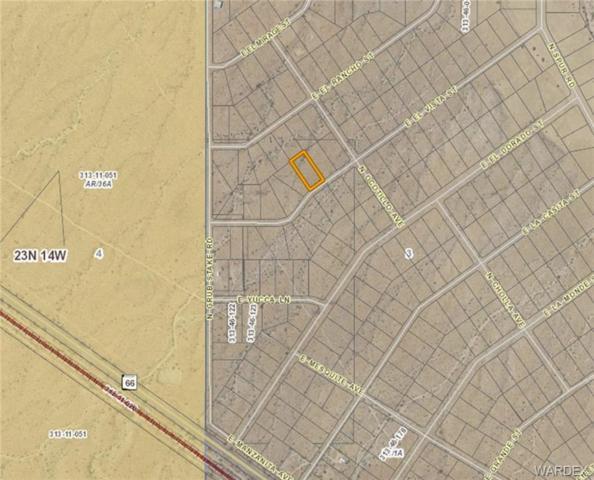 0000 E El Vista Road, Kingman, AZ 86401 (MLS #952555) :: The Lander Team