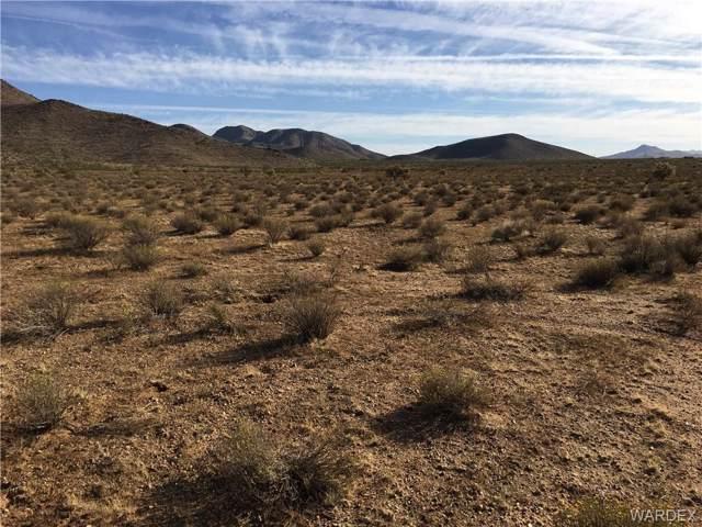 40.11 acres Deer Springs Road, Kingman, AZ 86409 (MLS #952562) :: The Lander Team
