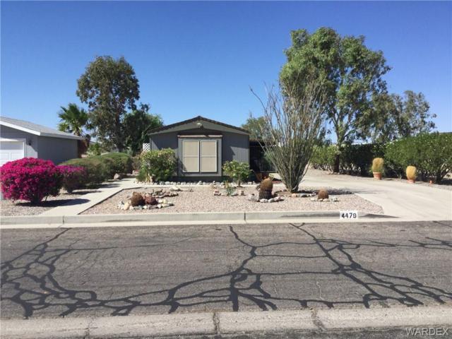 4479 S Amanda Avenue, Fort Mohave, AZ 86426 (MLS #952567) :: The Lander Team
