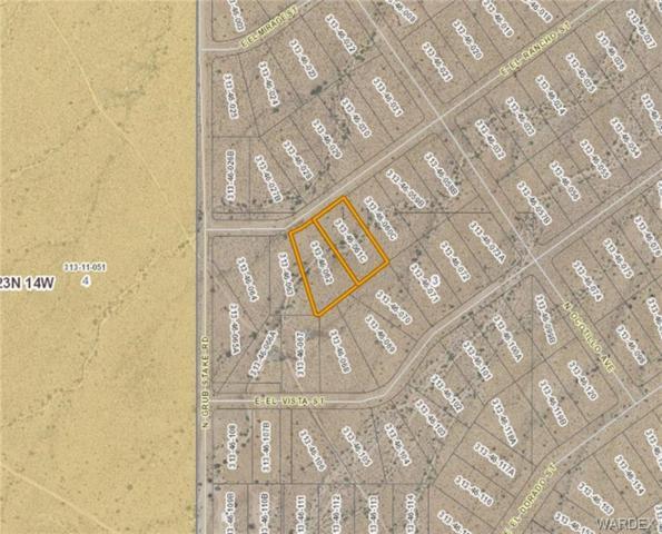 0000 E El Rancho Road, Kingman, AZ 86401 (MLS #952712) :: The Lander Team