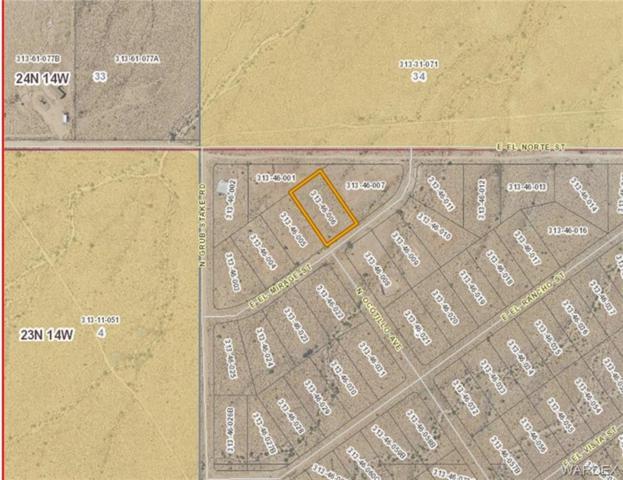 0000 E El Mirage Road, Kingman, AZ 86401 (MLS #952713) :: The Lander Team