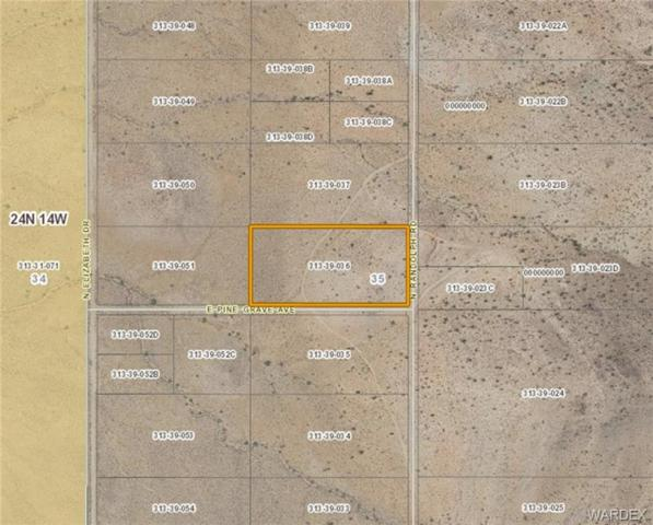10271 N Randolph Road, Kingman, AZ 86401 (MLS #952715) :: The Lander Team