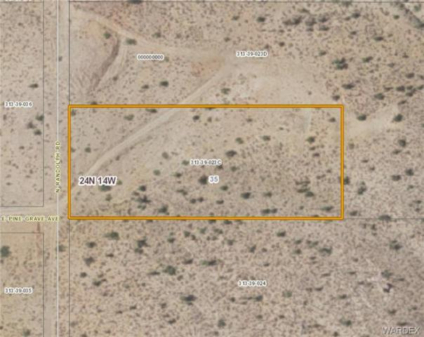 0000 N Randolph Road, Kingman, AZ 86401 (MLS #952800) :: The Lander Team